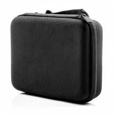 Hard shell headset carry case
