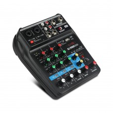 Mazuk Technologies M4 4 Channel Mixer