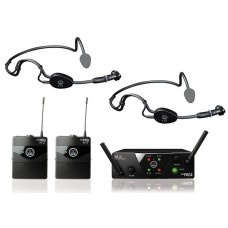 AKG Mini 2 Set Wireless Mic system