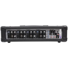 Mazuk Technologies MZT 45 2400w Powered 4 Channel Mixer/Amplifier