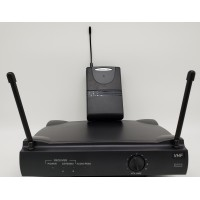 Mazuk Technologies V-1500 VHF Wireless Package with Quickmic