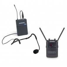 Samson Bodypack System with Battery-powered micro receiver