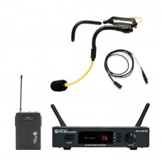 Special Projects SP-256-H2O Fitness Pack H2O Wireless Headset Microphone System