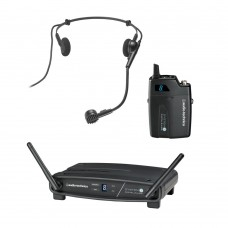 Audio-Technica System 10 with Pro-8 headset microphone ATW-1101